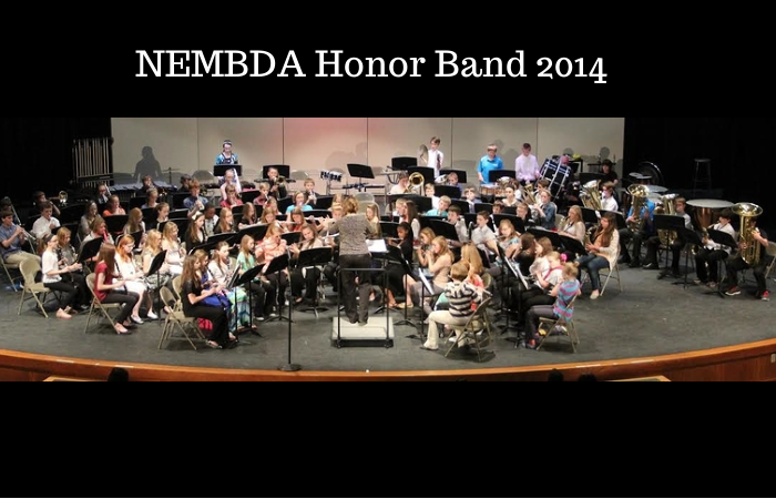 NEMBDA Honor Band